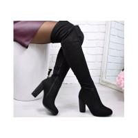 Жіночі високі демісезонні чоботи в Маріго