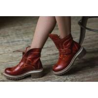 Все, что нужно знать модницам про кожаные женские ботинки