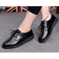 Туфли на шнурках женские: все, что нужно знать