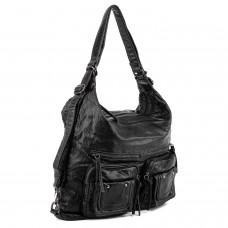 Сумка-рюкзак мягкая удобная вместительная Brocoli