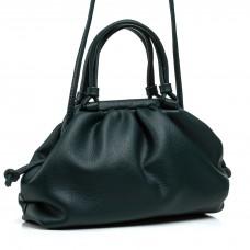 Женская сумка маленькая бирюзовая стильная Oliaver