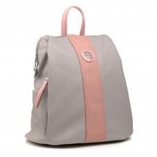 Рюкзак жіночий  білий молодіжний Polina