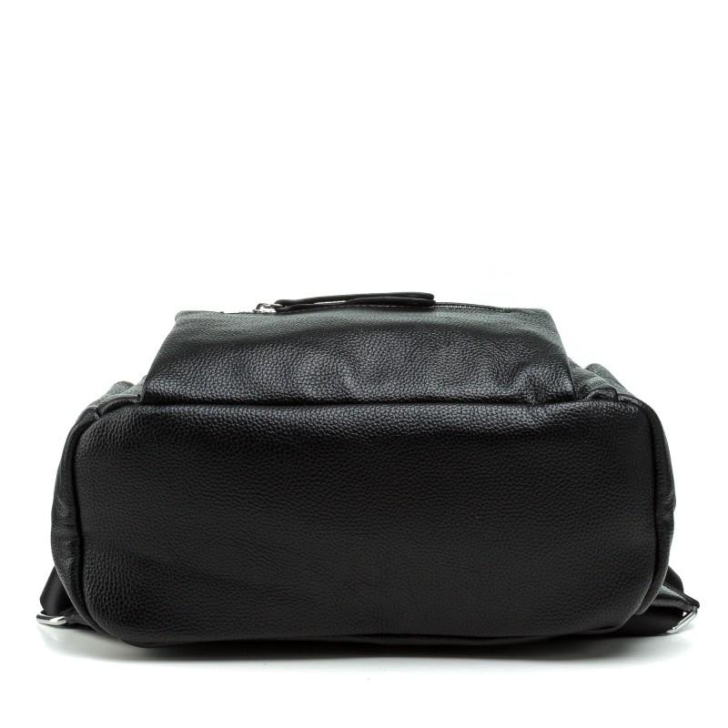 Рюкзак чорний  міський молодіжний Oliaver