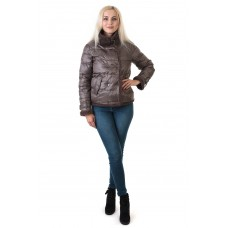 Куртка женская коричневая Vivi lona
