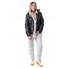 Куртка женская черная практичная Vivi lona