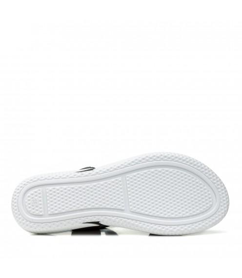 Босоніжки жіночі шкіряні спортивні без каблука Teona