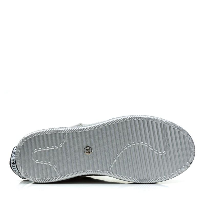 Кросівки жіночі білі на платформі комфортні Vensi