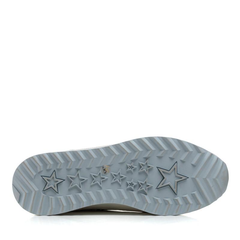 Кросівки жіночі шкіряні на високій підошві Anemone