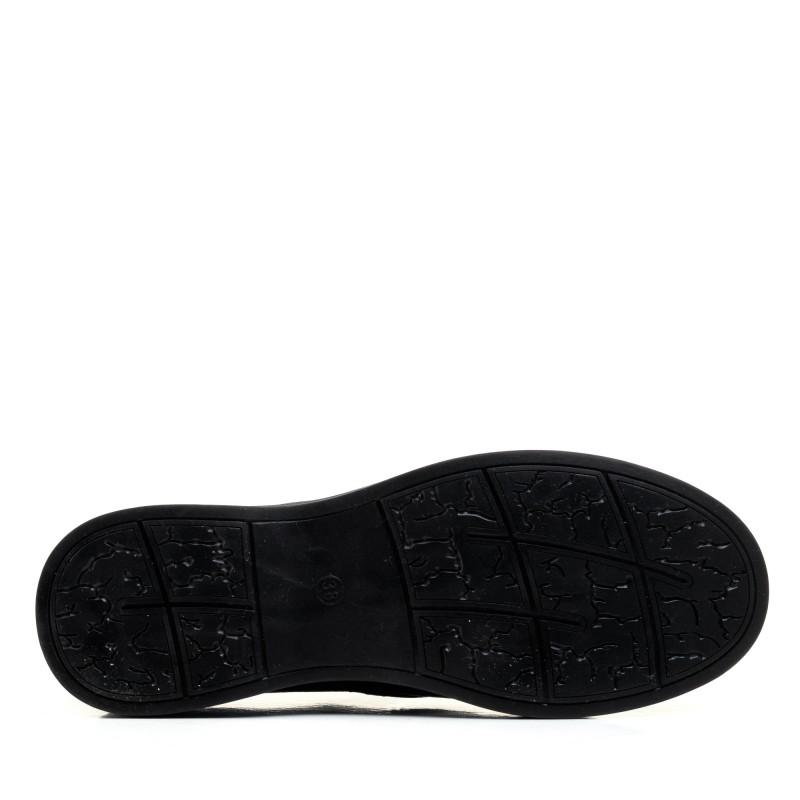 Туфлі жіночі осінні на низькому ходу Farinni