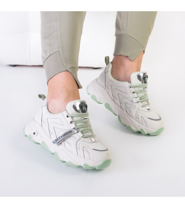 Кросівки спортивні на високій підошві  V.I.Konty