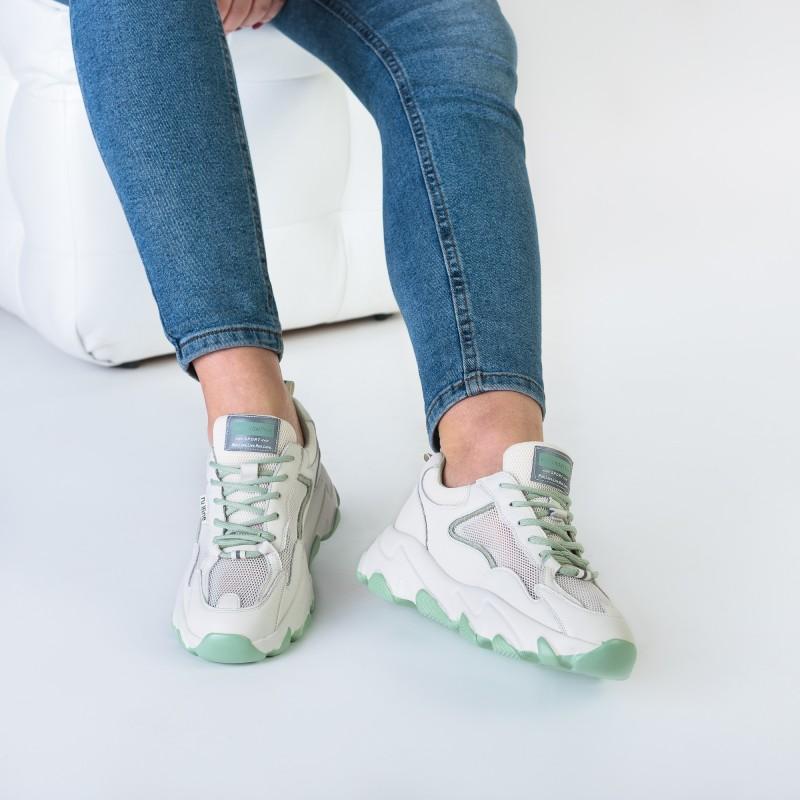 Кросівки на платформі з сіточкою V.I.Konty