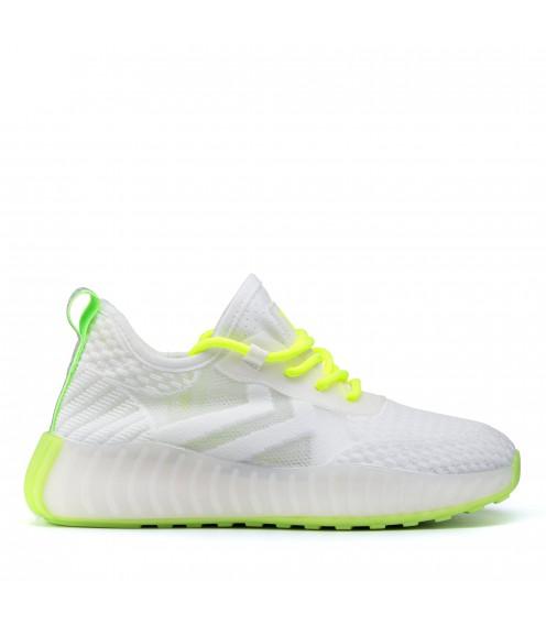 Кросівки жіночі білі літні V.I.Konty