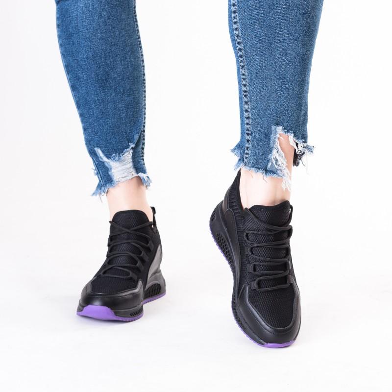 Кросівки жіночі спортивні на танкетці Lifexpert
