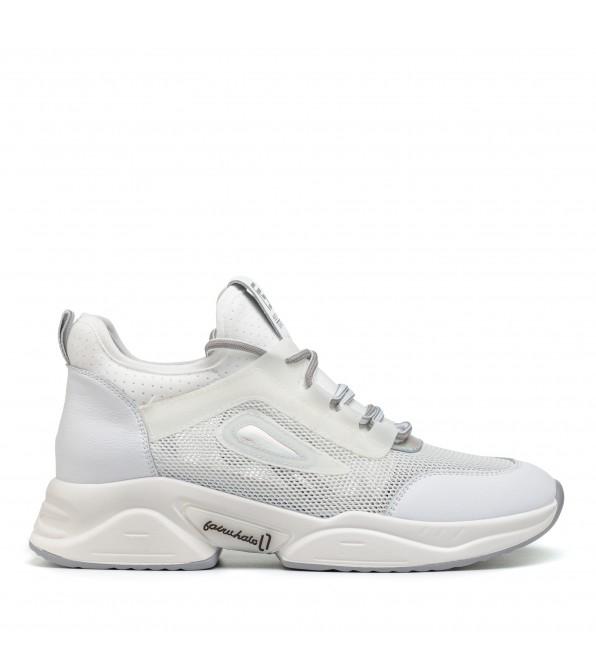 Кросівки жіночі літні білі Lifexpert