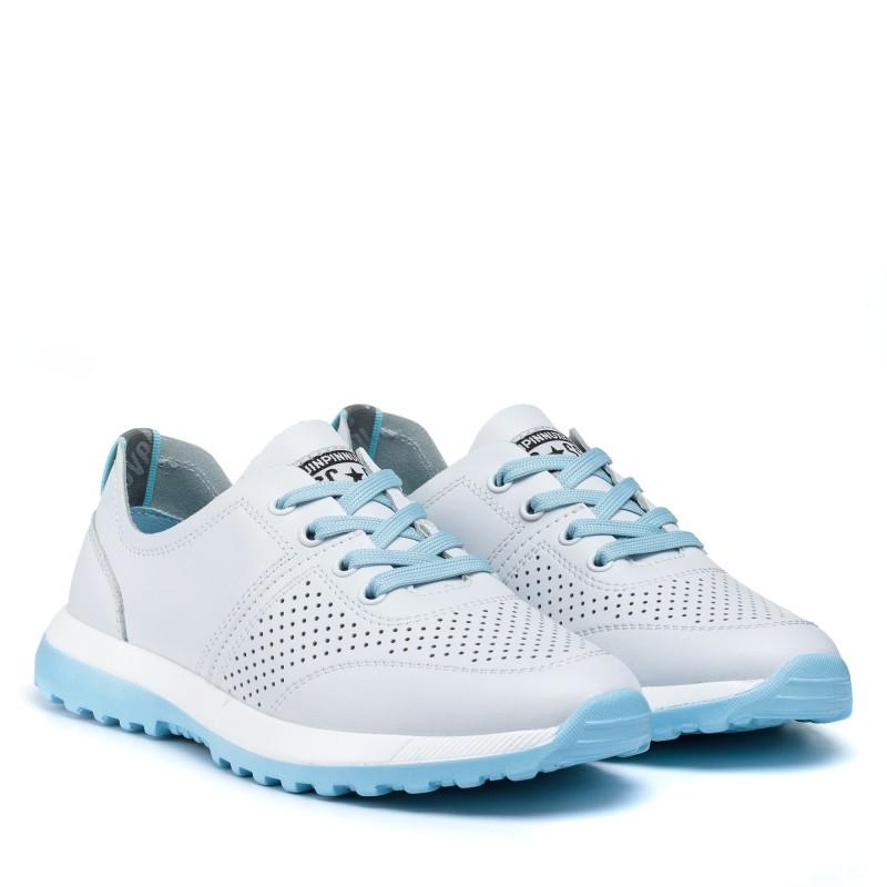 Кросівки спортивні білі  Lifexpert