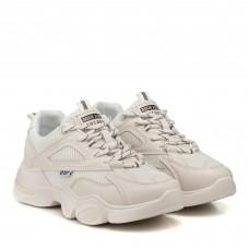 Кроссовки для бега молочные Linda