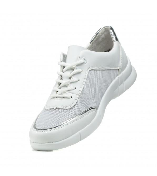 Кросівки жіночі білі літні Rieker