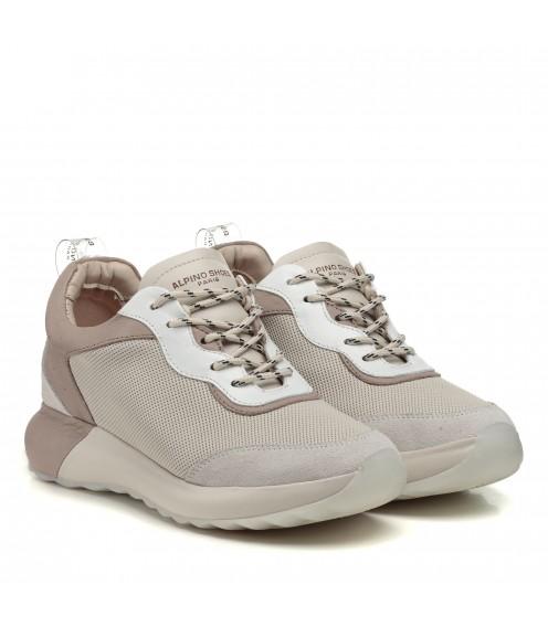 Кросівки спортивні бежеві Alpino