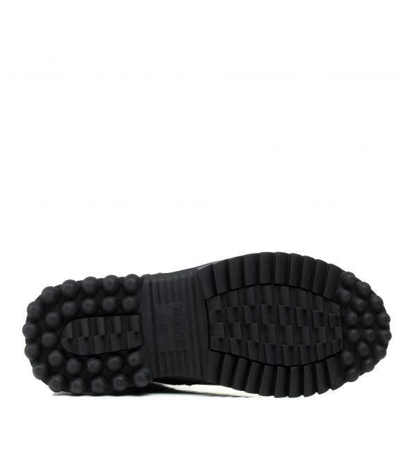 Черевики Meegocomfort чорні шкіряні класичні зручні зимові