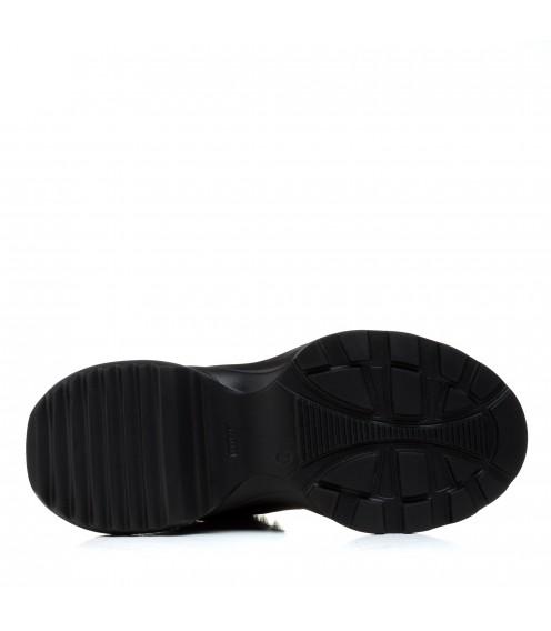 Кросівки жіночі шкіряні зимові Ditas