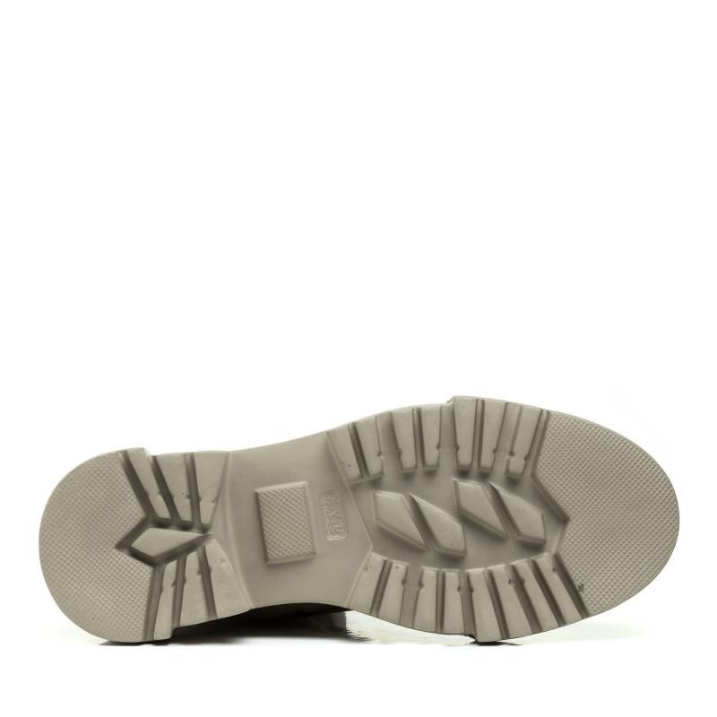 Черевики Corsovito хакі на шнурівках тракторна підошва
