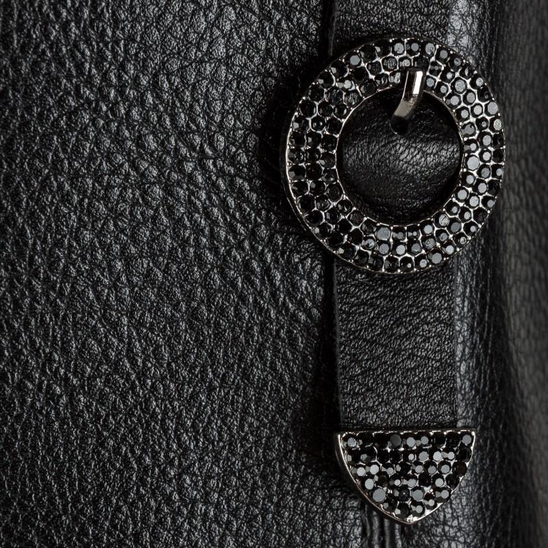 Чоботи жіночі шкіряні лаконічного дизайну Geronea