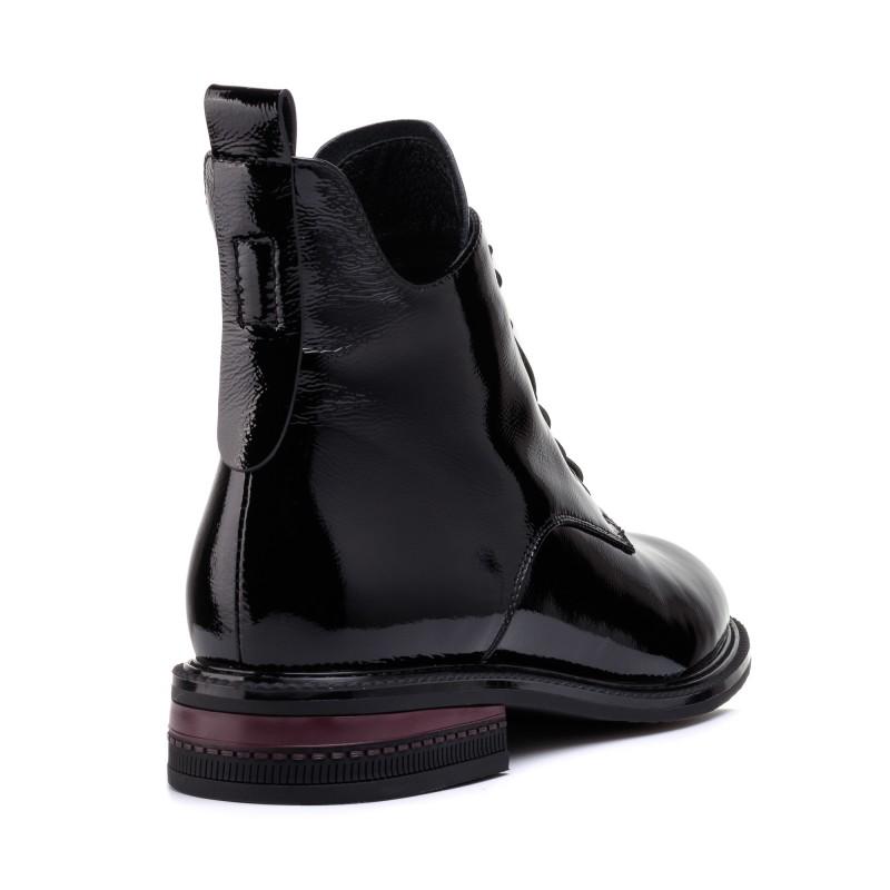 Черевики жіночі натуральні на шнурівці My classic
