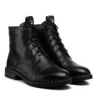 Ботинки кожаные демисезонные My classic