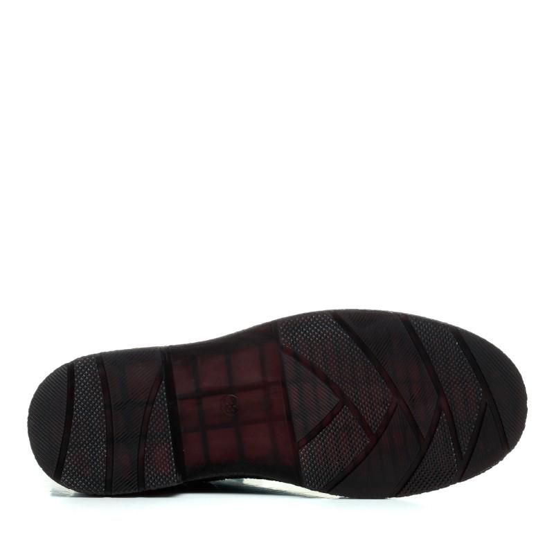 Черевики демісезонні на шнурівці Farinni