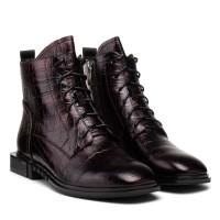Ботинки демисезонные кожаные Geronea