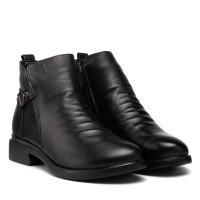 Ботинки демисезонные кожаные Meegocomfo