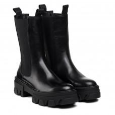 Ботинки женские кожаные демисезонные Twenty two