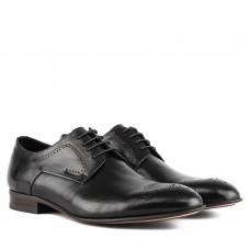 Туфлі чоловічі шкіряні з перфорацією Cosottinni
