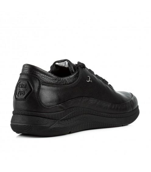 Туфлі чоловічі шкіряні спортивного стилю Extrem