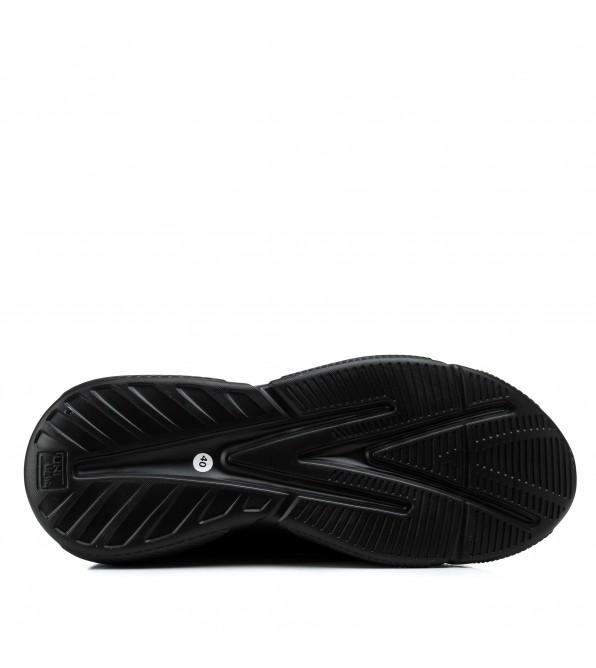 Кросівки чоловічі замшеві з текстильними вставками Zummer