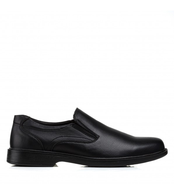 Туфлі чоловічі чорні класичні Meko Melo