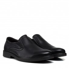 Туфли мужские черные повседневные Meko Melo