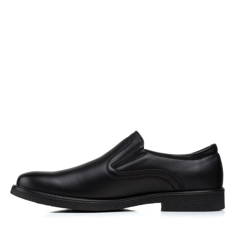 Туфлі чоловічі чорні повсякденні Meko Melo