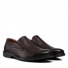 Туфли мужские классические коричневые Meko Molo