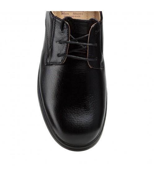 Туфлі чоловічі класичні на шнурівці Meko Molo