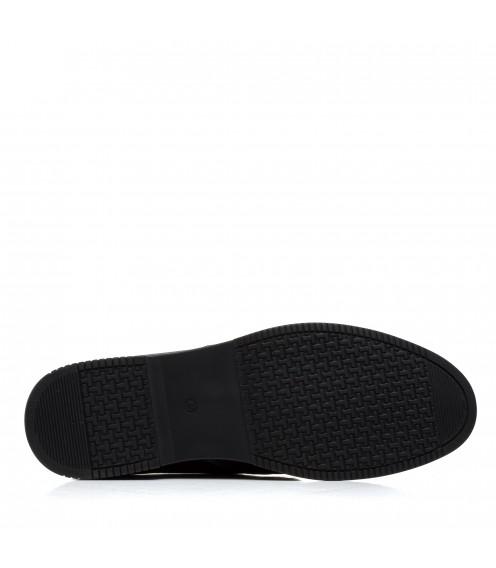Туфлі чоловічі класичні чорні Meko Molo