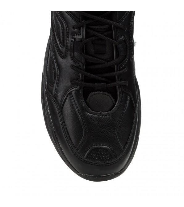 Кросівки чоловічі чорні демісезонні Meko Molo
