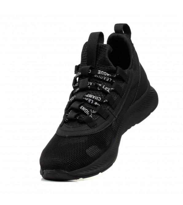 Кросівки чоловічі текстильні з принтом Extrem