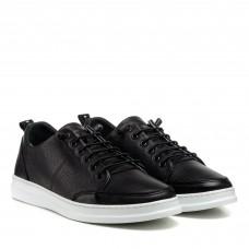 Туфли мужские черные летние altura