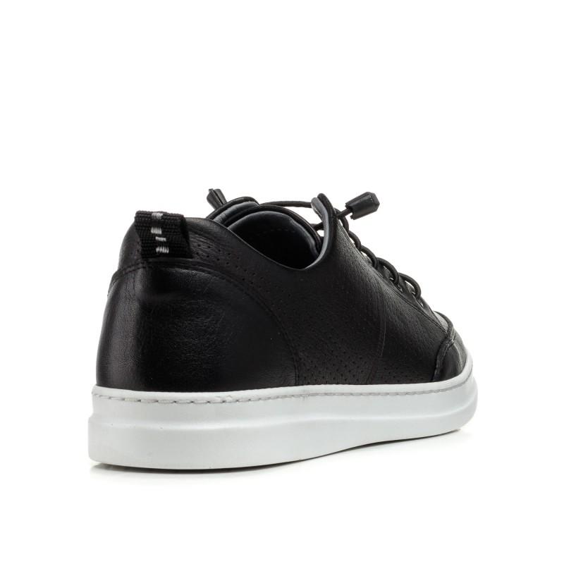 Туфлі чоловічі чорні літні altura