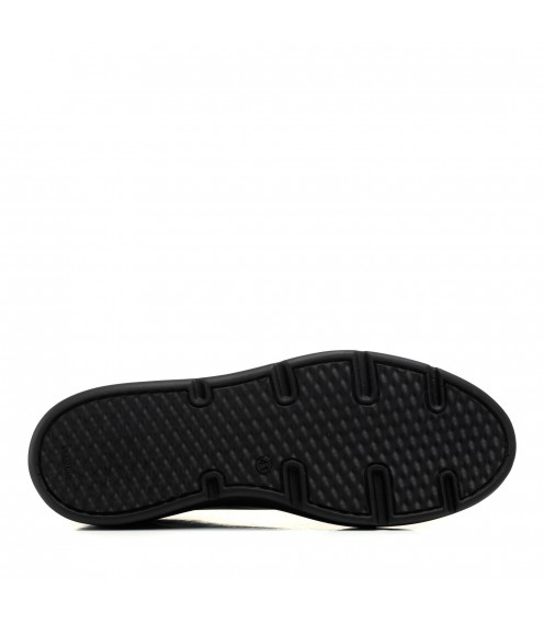Туфлі чоловічі чорні спортивні  Zumer