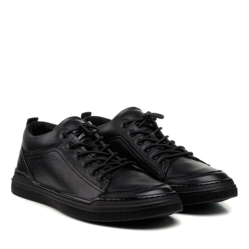 Туфлі чоловічі шкіряні спортивні Rondo