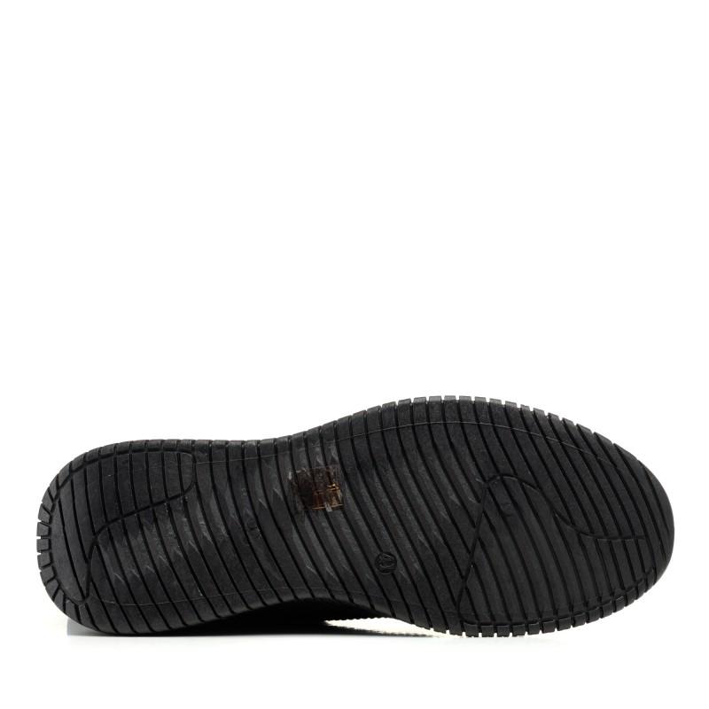 Кросівки текстильні чорні Navigator