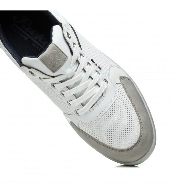 Кросівки чоловічі шкіряні літні Rieker