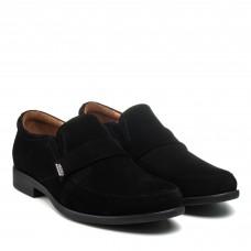Туфли мужские замшевые Zlett